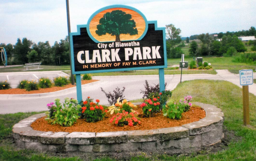 Hiawatha Clark Park
