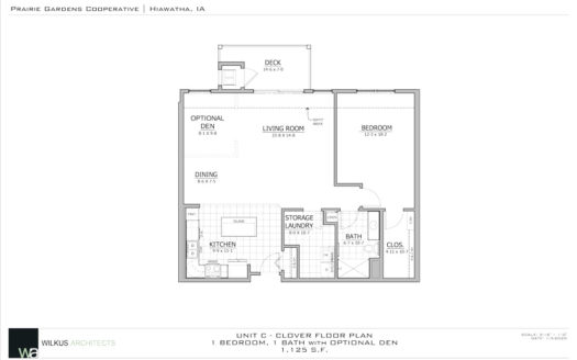 Clover Floor Plan