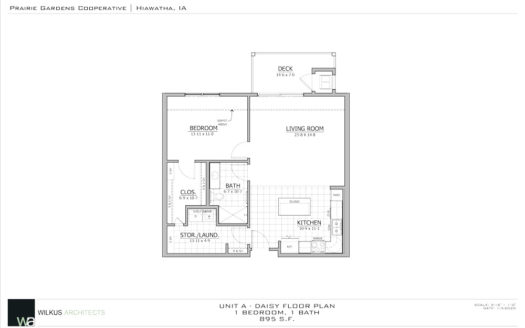Daisy Floor Plan