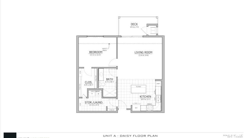 Daisy Floor Plan