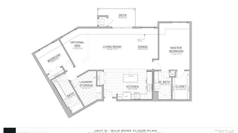 Wild Rose Floor Plan