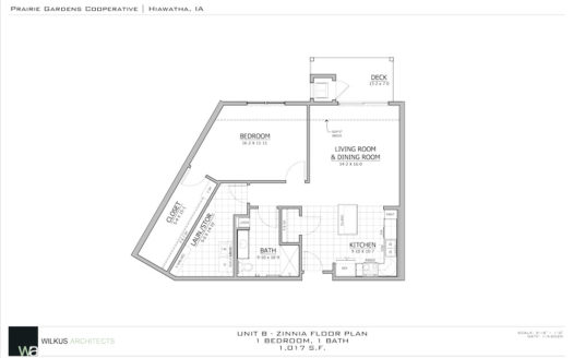 Zinnia Floor Plan
